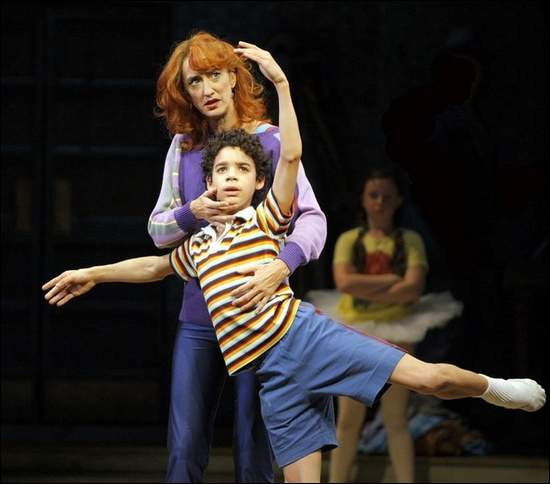 david alvarez as billy elliot and haydn gwynne as mrs wilkinson in the musical billy elliot 11 08 photo by david scheinmann If you are looking for great Interracial porn, then we hope you enjoy this ...