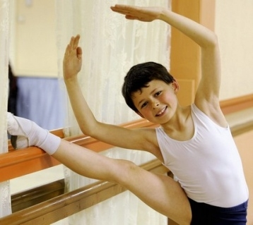young dancer gets royal ballet school place boys and ballet