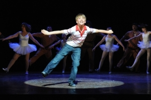 Oliver Gardner, Billy Elliot 2009-2