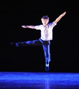 Oliver Gardner, Billy Elliot 2009
