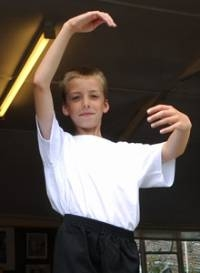 Kellum Snook, 9, Manderley Dance Studio 2009
