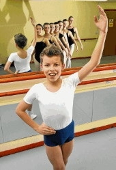 Lee Cowling, 11, Pat Yarborough Theatre Dance School 2009-2
