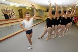 Lee Cowling, 11, Pat Yarborough Theatre Dance School  2009