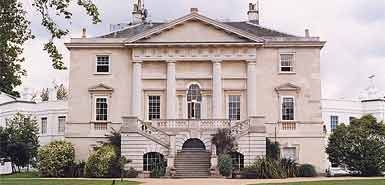 White Lodge, Richmond. Home of the Royal Ballet School