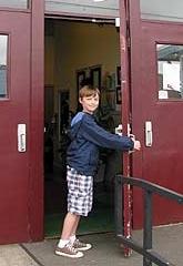 Connor Hammond, 10, Pacific School of Dance 2009-2