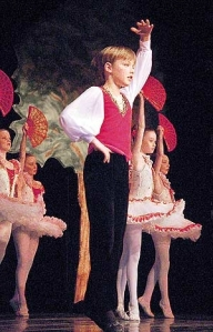 Connor Hammond, 10, Pacific School of Dance 2009