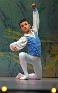 Jacob Clerico, 11, Dancing Arts Center 2009