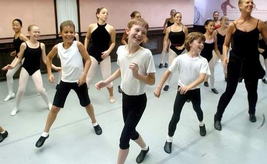 Vineland studio allows boys to dance for free | Boys and ...