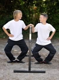 Joe Todd and Nathan Chipps to study at Royal Ballet School 2009