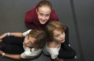 Three local dancers have been chosen to attend the National Ballet of Canada's summer school - AJ Mintha, Brook Hadwen and Joel Taylor 2007