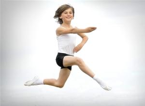 Tyler Carey, 10, Royal Ballet 2009