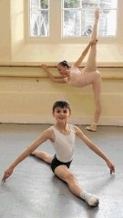 Aiden O'Brien, 11, Julie Young Dance Studios 2009