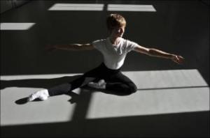 Perry Scott, 15, Australian Ballet School 2009
