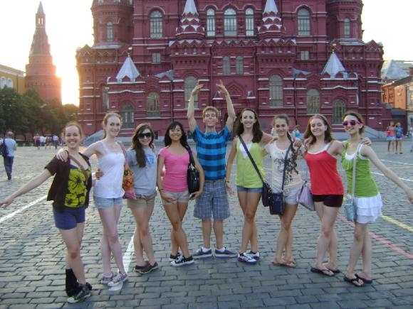 U S  Dance Students Back from Bolshoi with New Insights on Russia