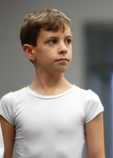 An Autistic Boy And His Brother Find Success At Ballet