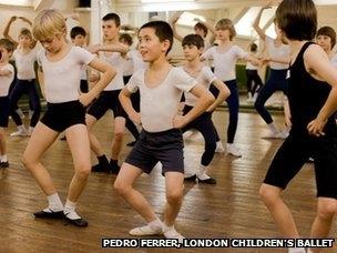 Free ballet school for boys   Boys and Ballet