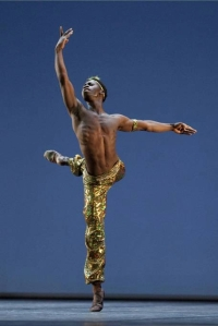 Brooklyn Mack, Soloist, Washington Ballet