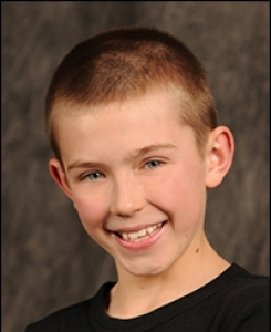 Drew Minard, Billy Elliot the Musical 2012