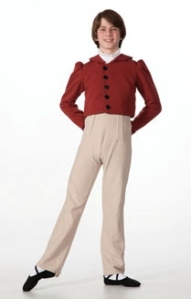Shawn Kramarovsky is the Prince in Kansas City Ballet's Nutcracker 2012