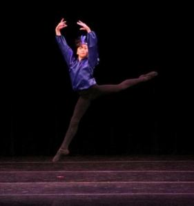 Theo Pilette, 13, Lebanon Ballet School 2012-02