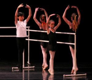 Theo Pilette, 13, Lebanon Ballet School 2012