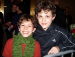 Trent Kowalik and David Bologna of Billy Elliot