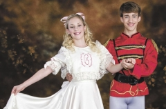 Twins Jonathan and Catherine Weed will be Clara and the Prince in Andalusia Ballet's Nutcracker 2012