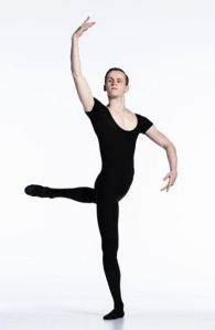 Taylor Clow is a student at Elmhurst School of Dance 2013