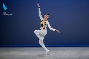 Adhonay Soares Silva, 15, won the Prix de Leusanne 2013-05