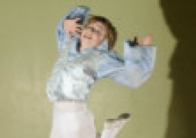 Brandon Fowler, 9,  will perform with the English Youth Ballet's Swan Lake 2013