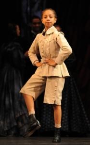 Jakob Myers in Birmingham Royal Ballet's Nutcracker 2011