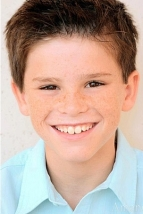 Mitchell Tobin, 12, Billy Elliot, The Musical 2013