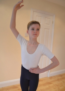 Theo Canning, 11, has won a place at the Junior School of the Royal Ballet 2013
