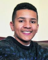 Jacob O'Connell, 15, a student on the Swindon Dance Youth Dance Academy Contemporary Programme, has won a place at Rambert  2013