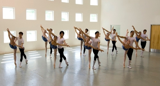 Miami City Ballet School (photo by Bruce Hibbs)