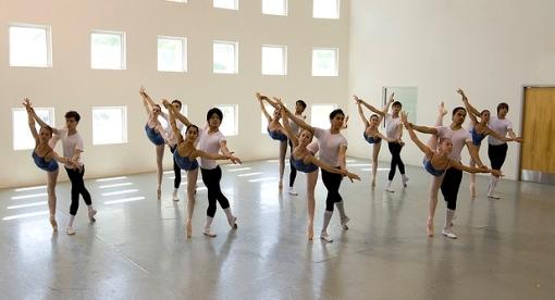 Miami City Ballet School (photo by Bruce Hibbs)