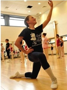 Archie Williamson-Hood, 13, to star in EYB's Coppelia 2013