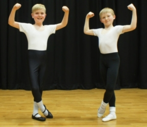 Rowan Lightfoot and Troy Tipple are taking to the stage with the English Youth Ballet 2013