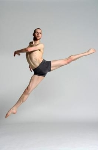 Graham Kaplan, 20 is a professional dancer 2013