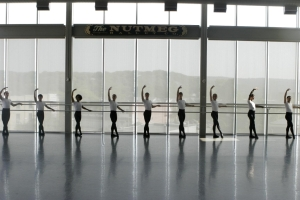 Male dancers at the Nutmeg Conservatory (Photo - Nutmeg Conservatory)