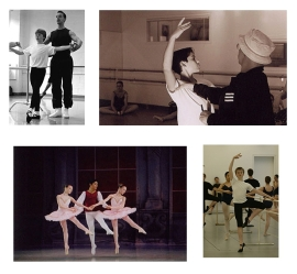 Ballet Academy East, Old, Old photos