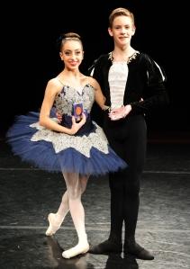 Harrison Lee,14 and Kayla-Maree Tarantolo 2013_small
