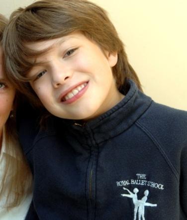 Ten Year Old Dancer S Big Screen Debut Boys And Ballet