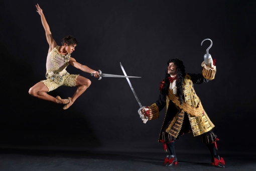 West Austalian Ballet's Peter Pan 2013
