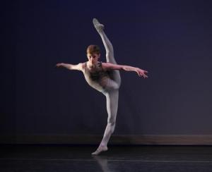 Orlando Ballet School student Austen Acevedo (Orlando Sentinel archive )