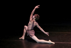 Tanner Bleck, Next Generation Ballet, Patel Conservatory