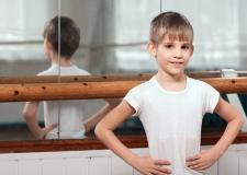 Boy's ballet