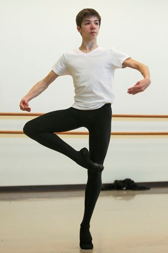 February 2014 Boys And Ballet