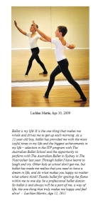Lachlan Martin on What is Ballet