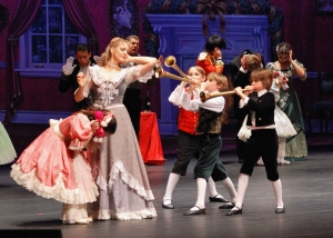 Pamela Hayes Classical Ballet Theater's 'The Nutcracker 2012